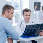 复发性颅内胶质瘤质子治疗效果