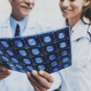 恶性胶质瘤分子病理学