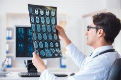 突发偏瘫是脑胶质瘤吗?